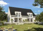 Doppelhaus_Typ_I-V_Front