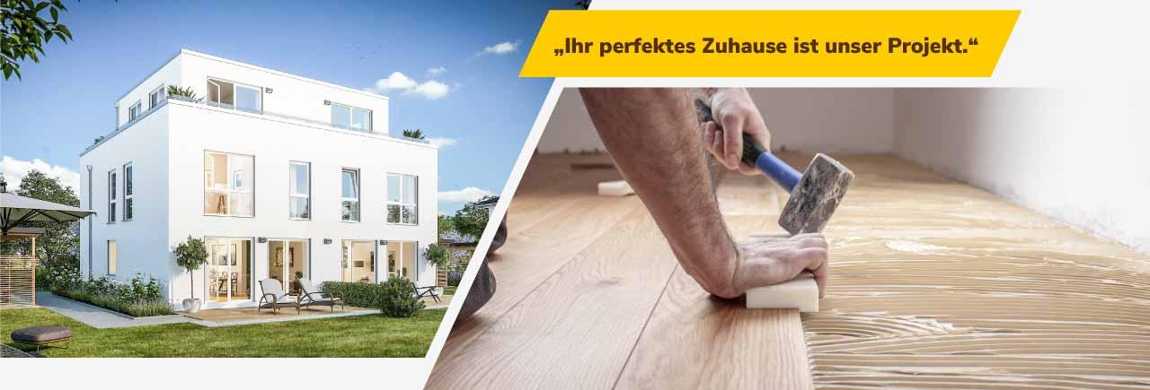 Ihr perfektes Zuhause ist unser Projekt | BRALE Bau GmbH