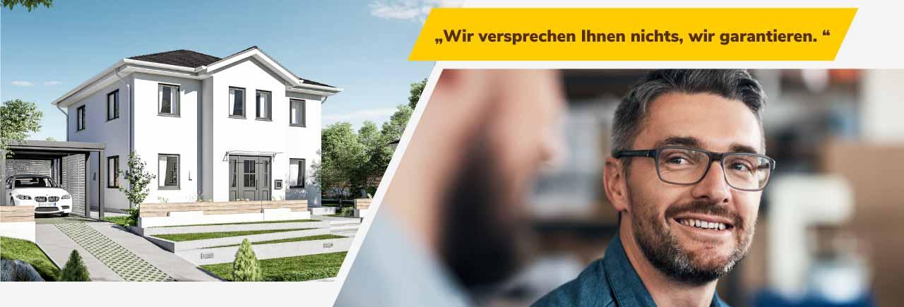 Hausbau mit Bauherrenschutzbrief