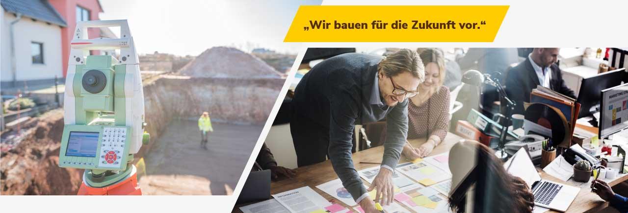 Wir bauen für die Zukunft vor. | BRALE Bau GmbH