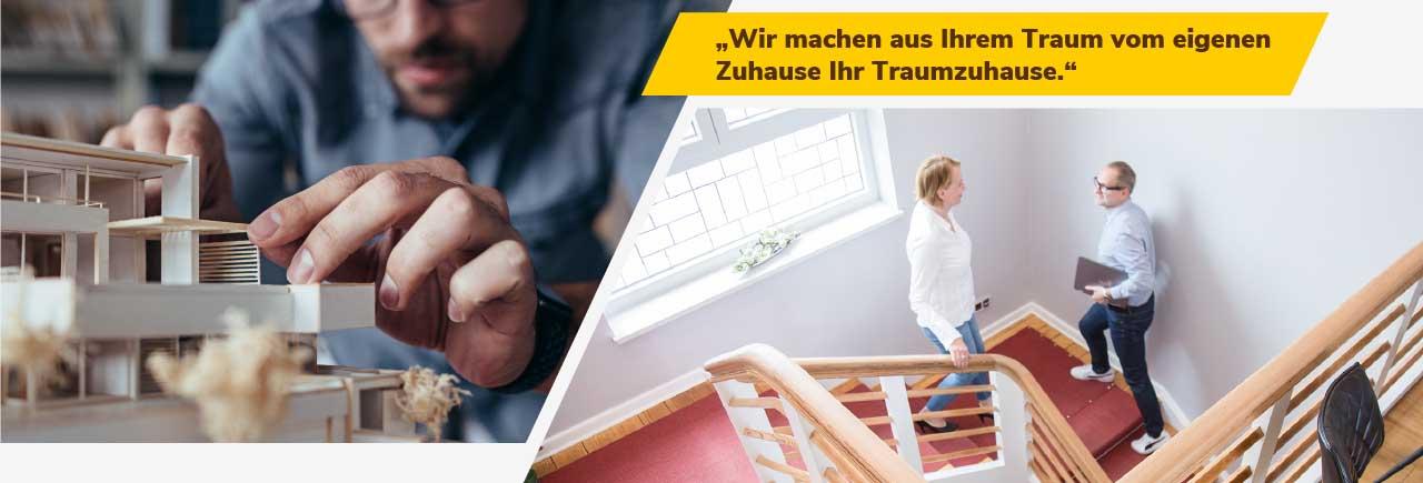 Wir machen aus Ihrem Traum vom eigenen Zuhause Ihr Traumzuhause. | BRALE Bau GmbH