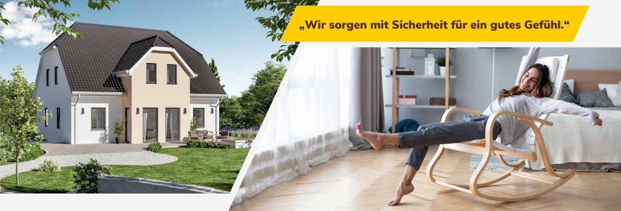 Wir sorgen mit Sicherheit für ein gutes Gefühl. | Brale Bau GmbH