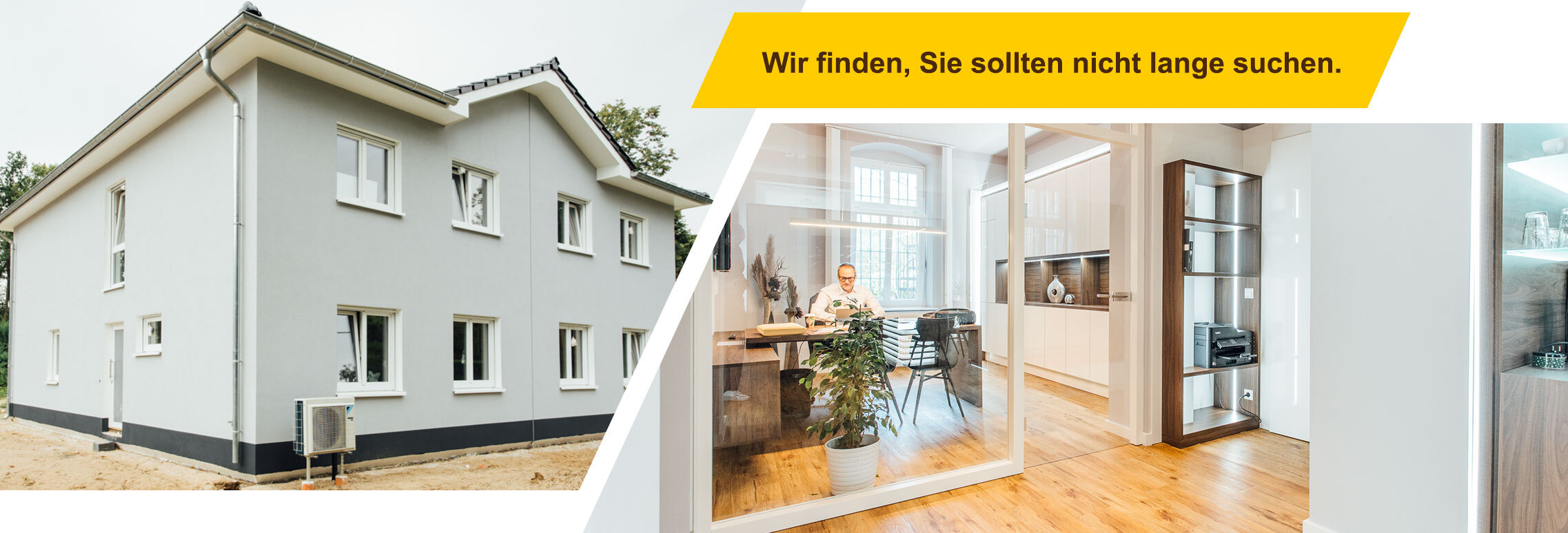 Wir finden, Sie sollten nicht lange suchen. | BRALE Bau GmbH