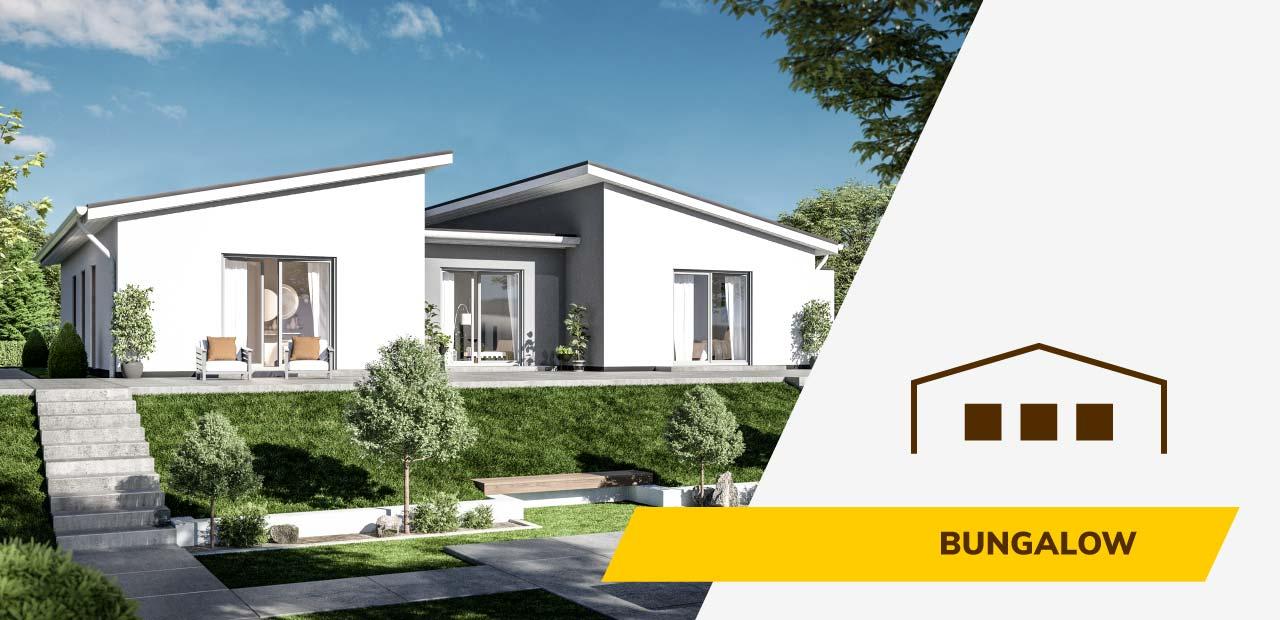 Bungalow-Bild und Icon der BRALE Bau GmbH