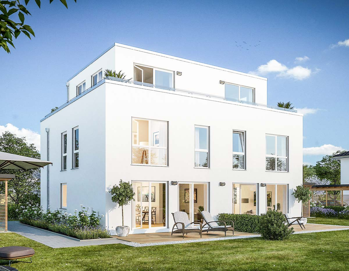 Bauprojekt Berlin-Johannisthal