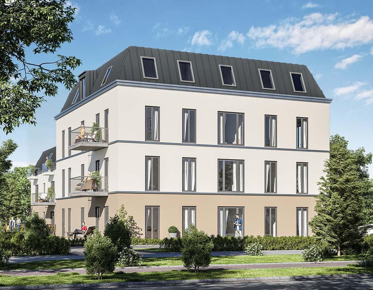 Bauprojekt Dresden