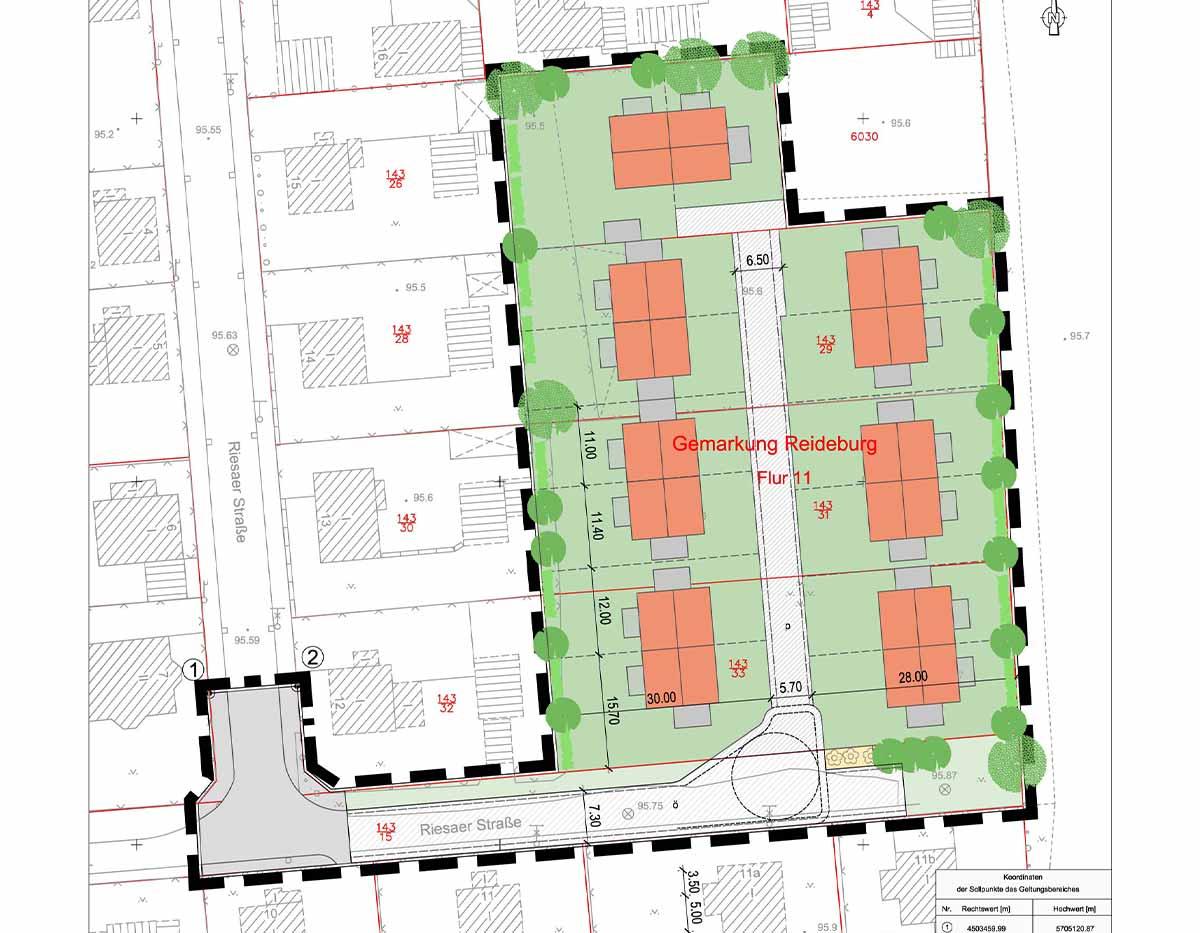 Bauprojekt in Planung in Halle (Saale) | BRALE Bau GmbH