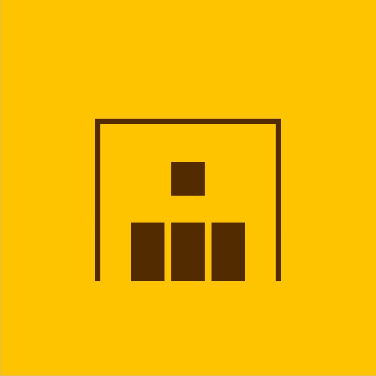 Bauhaus-Icon der BRALE Bau GmbH
