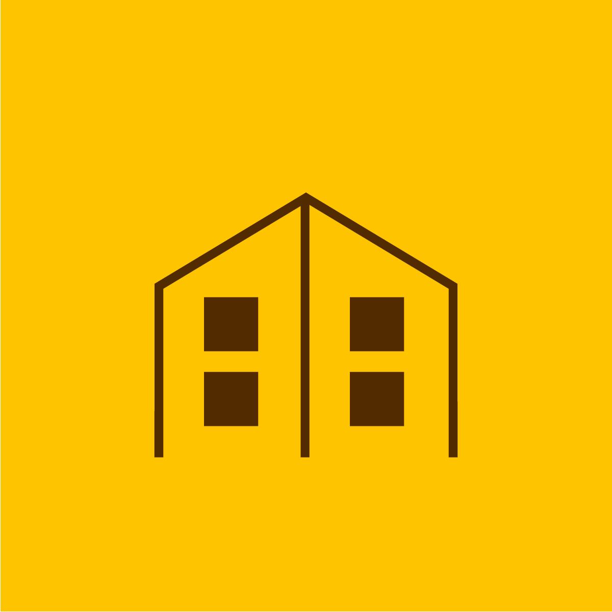 Doppelhaus-Icon der BRALE Bau GmbH
