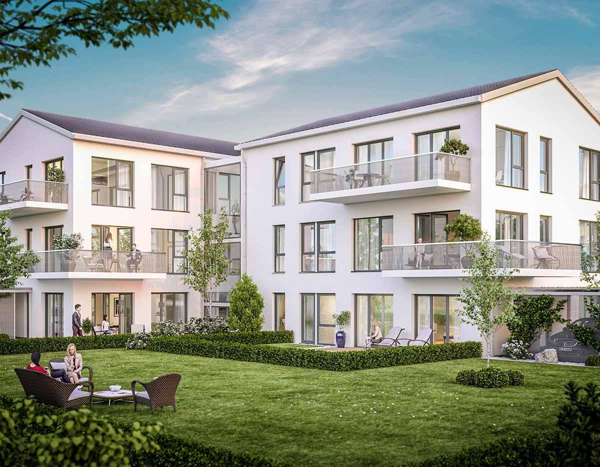 Bauprojekt Potsdam