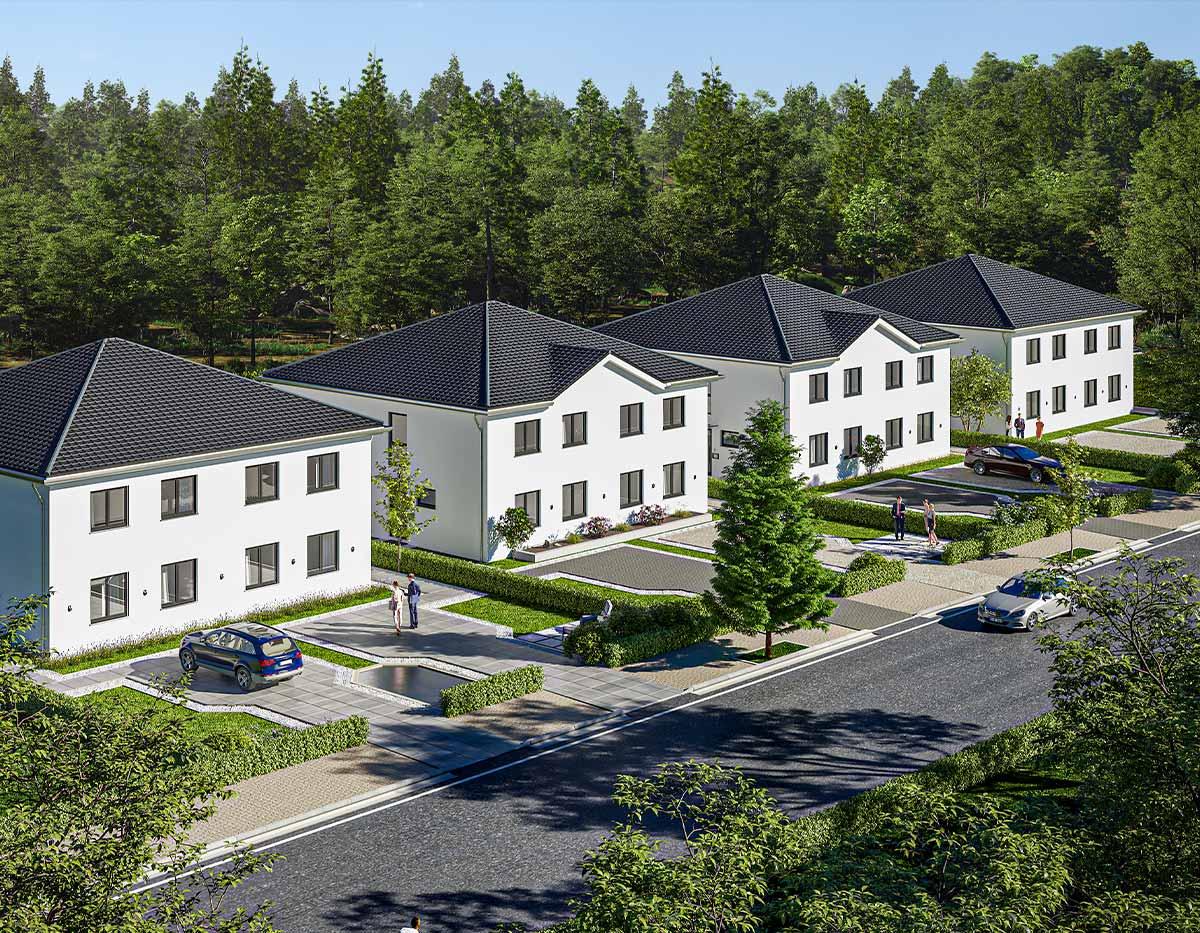 Bauprojekt in Petershagen | BRALE Bau GmbH