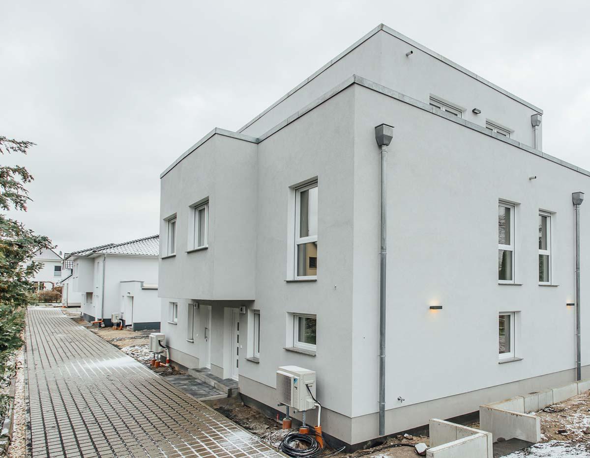 Bauprojekt in Berlin-Johannisthal | BRALE Bau GmbH