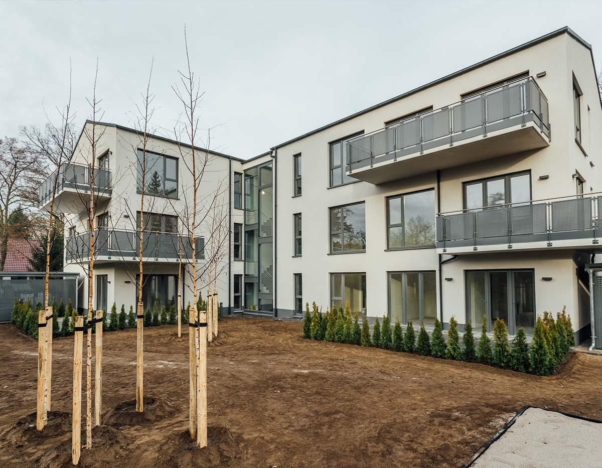 Bauprojekt in Potsdam-Babelsberg | BRALE Bau GmbH