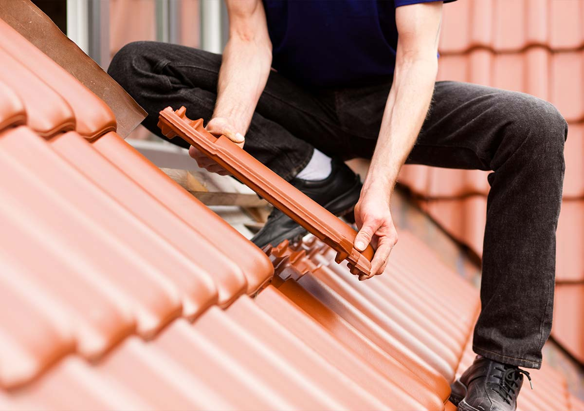 Röben Dachziegel geben den Ton an | BRALE Bau GmbH