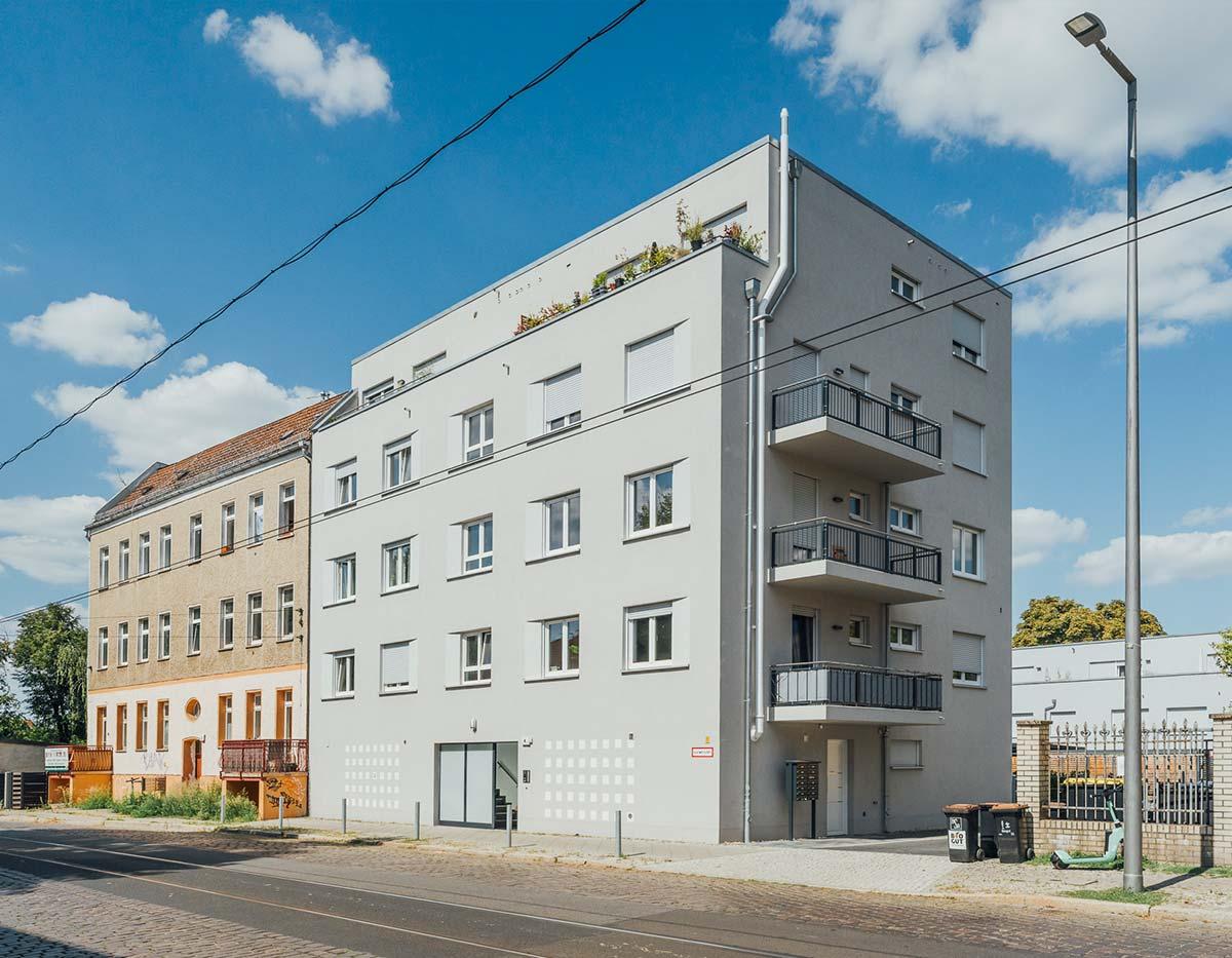 Bauprojekt Berlin Weißensee